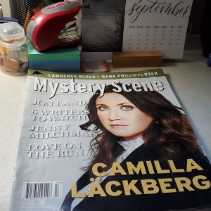Great mystery mag - Mystery Scene